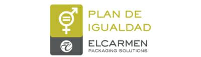Logo plan igualdad El Carmen