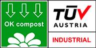 OK Compost TÜV Rheinland Industrial