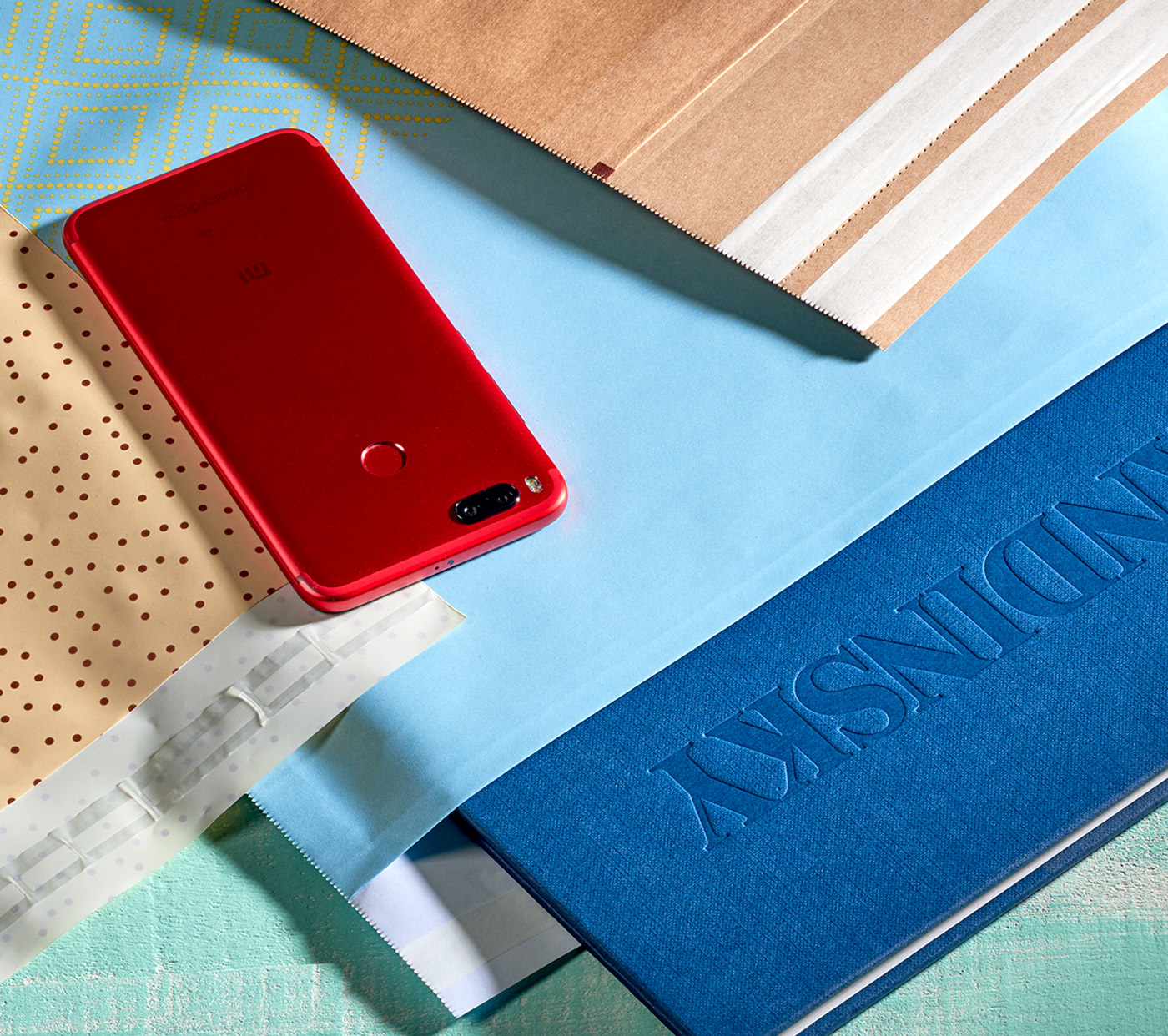 Ecommerce envelopes in other materials